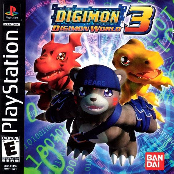 Digimon World 3 Save Files Psx Isos Torrent